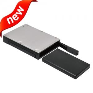 USB3.0 COMBINATION ENCLOSURE