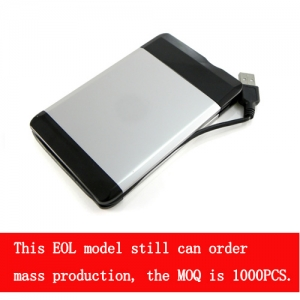 2.5 USB2.0 External enclosure