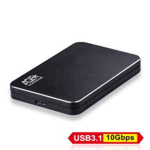 2.5 hdd enclosure  usb3.1external enclosure
