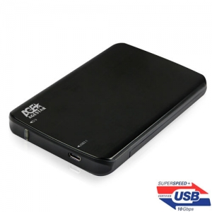 2.5 usb3.1 type-C external hard drive enclosure