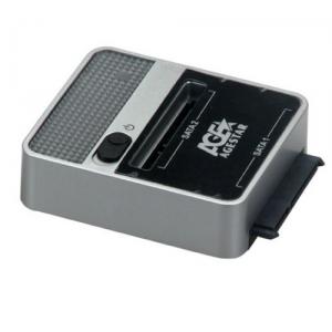 2 SATA HDD Адаптер(USB2.0+eSATA)