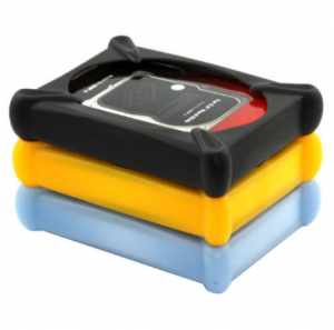 3.5 Inch SATA HDD Silicon Protector