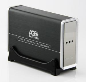 USB3.0 & e-SATA для 3.5  SATA HDD Корпус
