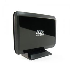 USB3.0 to 3.5  SATA HDD Алюминиевый Корпус