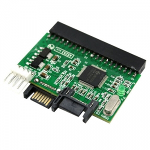 IDE To SATA & SATA To IDE 2 in 1 Bridge Board