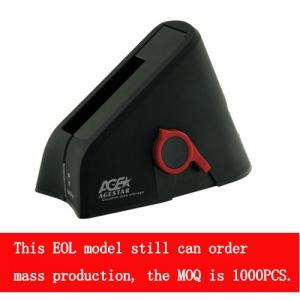 USB2.0+eSATA to 2.5&3.5 SATA HDD Docking Station