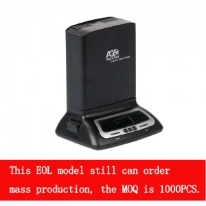 USB2.0+eSATA to 2.5&3.5 SATA HDD Docking Station