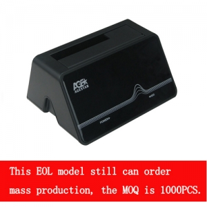 USB2.0 to 2.5&3.5 SATA HDD Docking Station