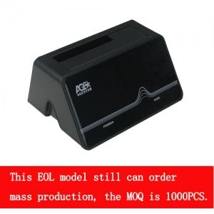 USB2.0 to 2.5&3.5 SATA HDD Docking Station