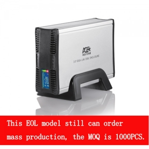 USB3.0 3.5  Giga NAS external box