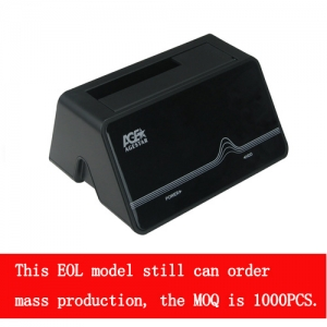 USB3.0+eSATA to 2.5&3.5 SATA HDD Docking Station