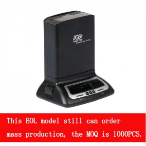 USB3.0 to 2.5&3.5 SATA HDD Docking Station
